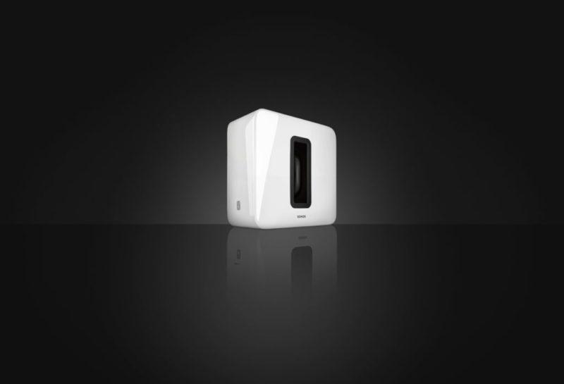 Sonos SUB, el poderoso subwoofer nueva versión blanca ¡Ya disponible en México! - sonos_hero_sub-800x545