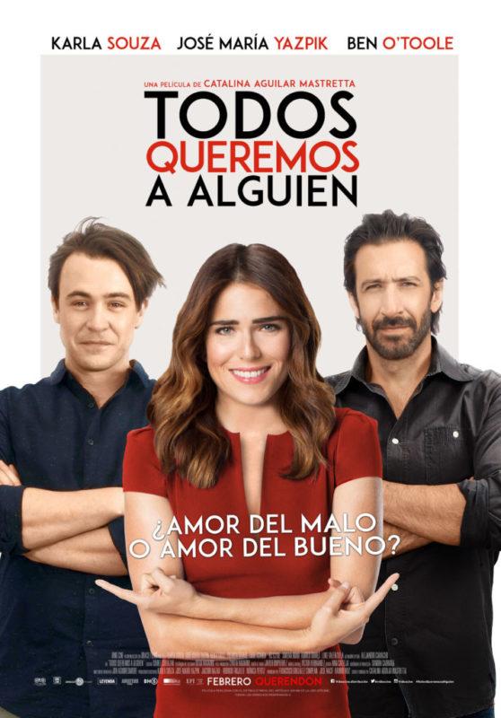 Todos queremos a alguien en el top ten de taquilla en México - todo-el-mundo-quiere-a-alguien-pelicula-558x800