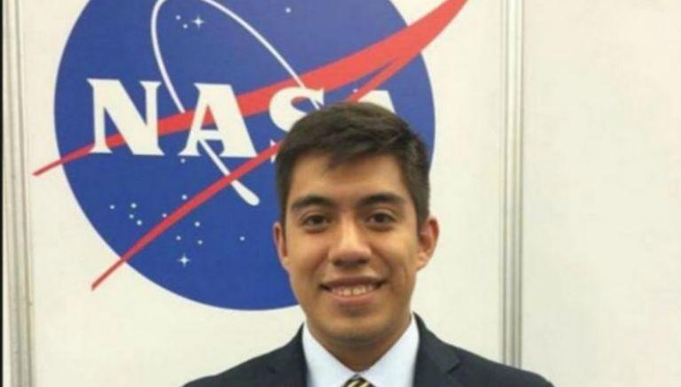 yair pina nasa Yair Piña, estudiante mexicano seleccionado para ir a Marte