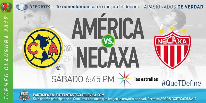 América vs Necaxa, Liga MX Clausura 2017 | Suspendido - america-vs-necaxa-j10-clausura-2017-en-vivo