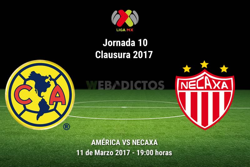 América vs Necaxa, Liga MX Clausura 2017 | Suspendido - america-vs-necaxa-j10-clausura-2017