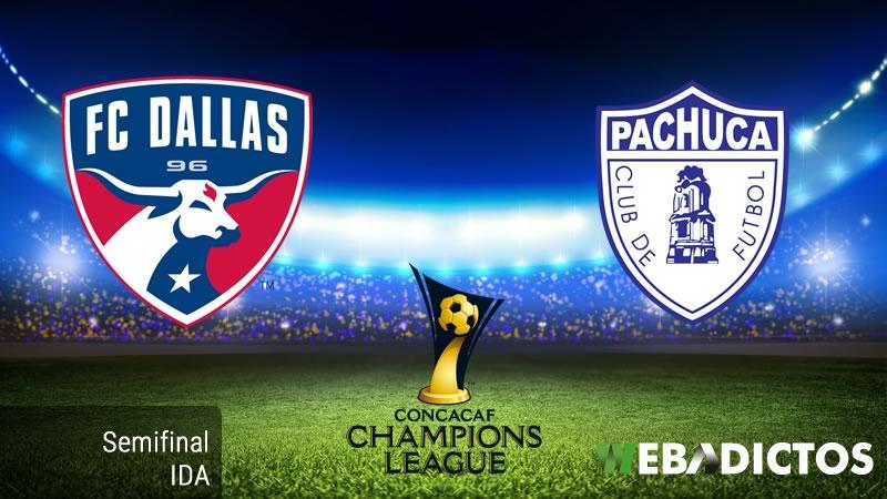 Dallas vs Pachuca, Semifinal Concachampions 2017 | Resultado: 2-1 - dallas-vs-pachuca-semifinal-concachampions-2017