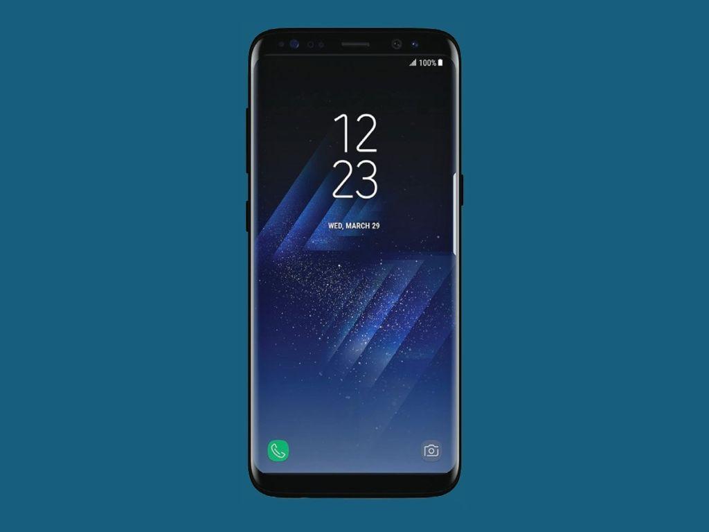 Se confirman las características de los Galaxy S8 - galaxy-s8-front