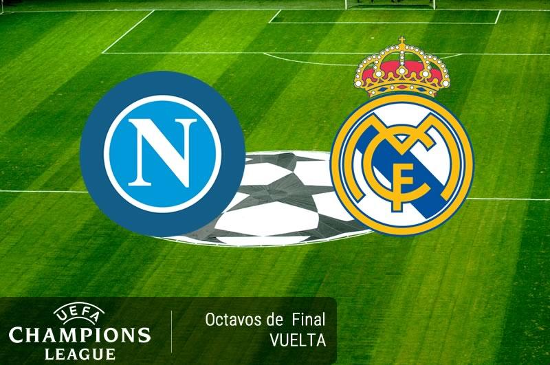 Napoli vs Real Madrid, Champions League 2017   Resultado: 1-3 - napoli-vs-real-madrid-octavos-champions-2017