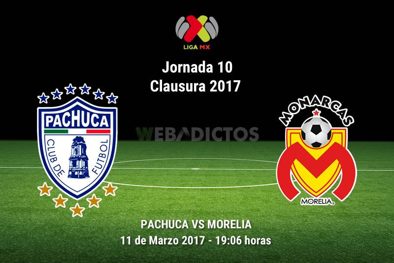 Pachuca vs Morelia, J10 del Clausura 2017   Suspendido - pachuca-vs-morelia-j10-clausura-2017