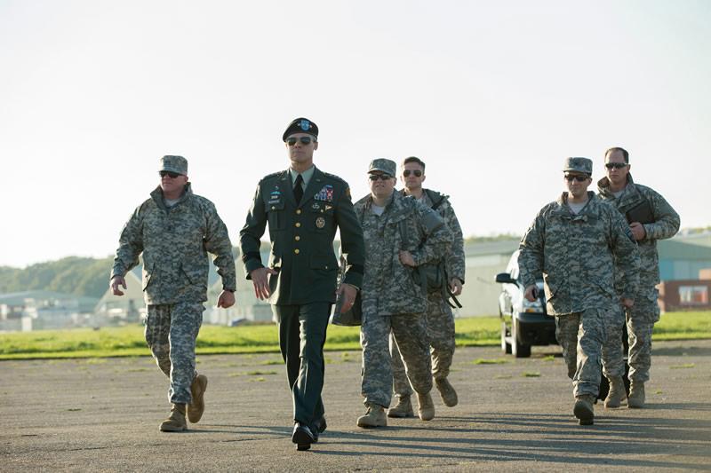 Primeras imágenes de War Machine con Brad Pitt; película original de Netflix - war-machine-brad-pitt-netflix-1
