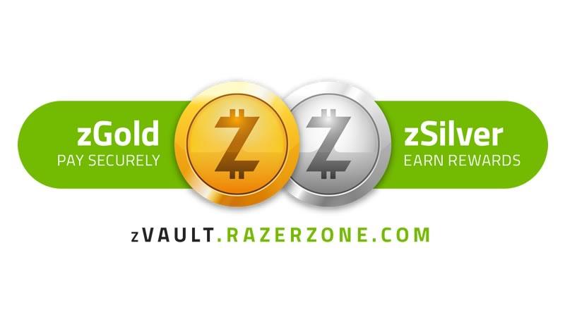 Razer abre zVault y recompensa a sus seguidores por jugar con divisas virtuales - zvault-razer