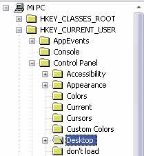 Finalizar Aplicaciones Con Errores Automaticamente Mientras Apagamos La Computadora - registro_windows2