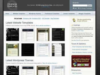 templatesarcsinse Templates Web en CSS Gratuitas y listas para descargar