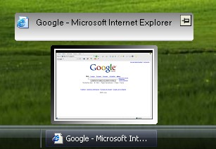Visual Tooltip - Mostrar La Vista Previa de tus Ventanas en la Barra de Tareas de Windows - apercu