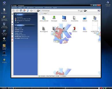 Temas Visuales Para Ubuntu Linux - kde-lookorg_screenshot