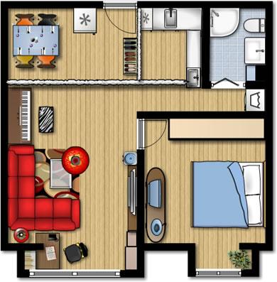 floor planeer screenshot Diseña Tu Casa En Linea Con Floor Planer