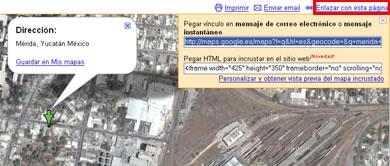 google maps insert 1 Insertar Mapas de Google Maps en Tu Web
