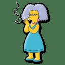 Iconos de Los Simpsons - simpsons_selma