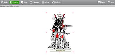 SnipShot - Un Editor De Imagenes En Linea - snipshot_screenshot