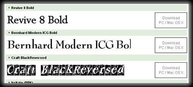 fuentes gratis para pc Font Plus Otro Sitio Para Descargar Fuentes Para PC o Mac OS Gratis