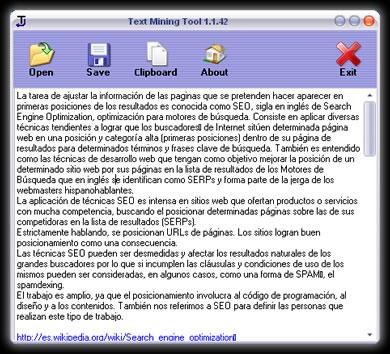 text mining tool Extraer Texto de Archivos PDF y Otros Formatos Sin Tener Instalados Esos Programas
