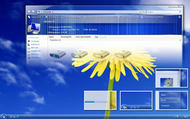 Temas Para Windows Vista - VistaBreeze - vistabreeze_by_michel8170