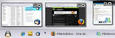 ThumbWin - Thumbnails de las ventanas minimizadas en Windows - thumbwin