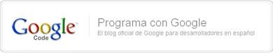 Blog Oficial de Google Para Programadores en Español - programa-con-google