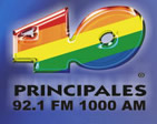 40principales Estaciones de Radio en Internet