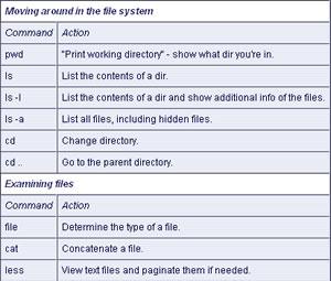 comandos linux Manuales de Referencia de Linux