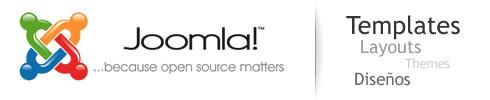 Templates para Joomla Gratis - templates-joomla-gratis