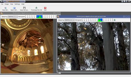 Crea Imagenes HDR con Qtpfsgui - crear-fotos-hdri