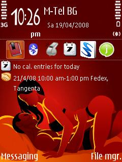 Temas para celulares con Symbian S60 gratis - lovers-taieb