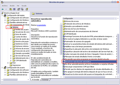 Desactivar autorun en memorias USB para evitar virus - desactivar-autorun-paso2