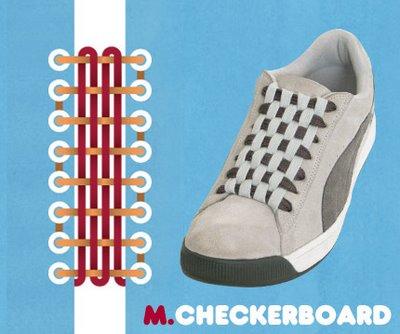 amarrarse zapatos Formas de poner tus agujetas