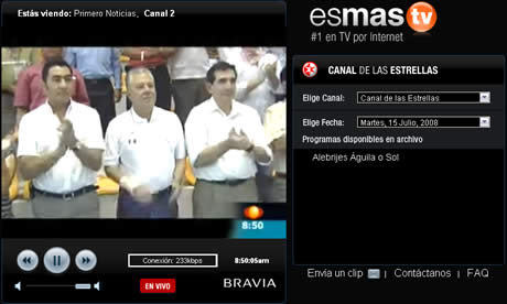 televisa Televisa en linea gratis en Julio