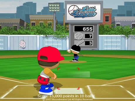 juego beisbol Juegos online, juego de beisbol