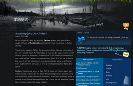 Themes wordpress, 30 templates gratis - themes-wordpress-resurrection