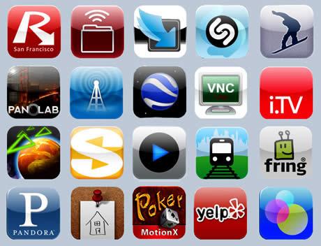 aplicaciones iphone 3g Aplicaciones iPhone, 20 programas iPhone esenciales
