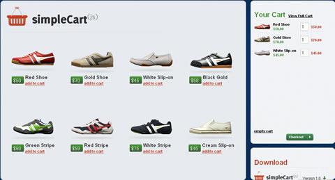 Tu tienda en linea con Javascritpt y Paypal gracias SimpleCart(js) - comercio-electronico