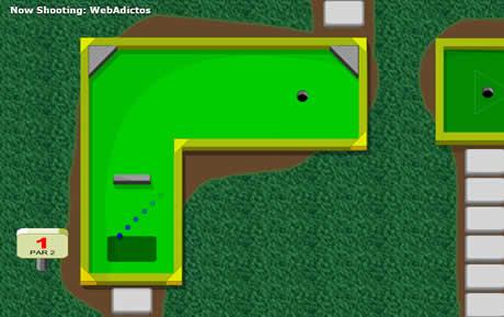 Juegos online, Mini Golf - juego-mini-golf