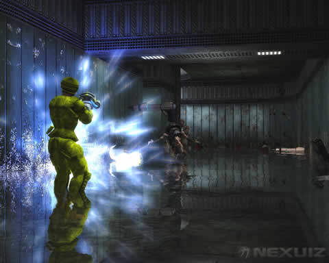 juegos gratis nexuiz Juegos gratis, Nexuiz un juego gratis de shooter