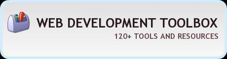 Herramientas para desarrollo web (+120) - webdevelopmenttoolbox