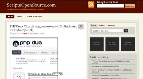 Scripts gratuitos open source en español - scripts-gratuitos-open-source