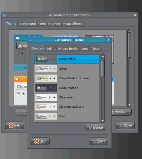themes ubuntu 2 Temas ubuntu, 50 temas gnome para descargar