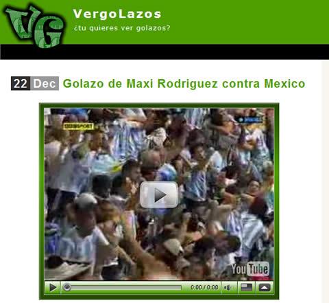 Goles de futbol en video - videos-de-futbol