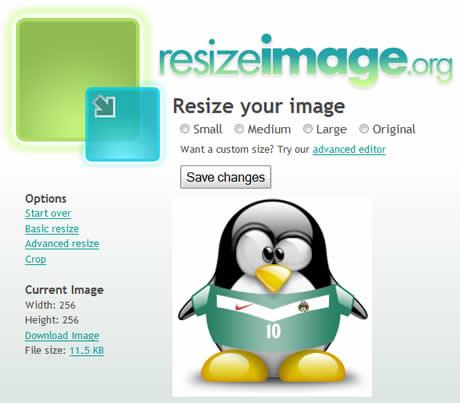 Redimensionar imagenes en ResizeImage.org - redimensionar-fotos