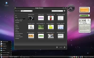 temas ubuntu moomex Los mejores temas de Diciembre en Skineable