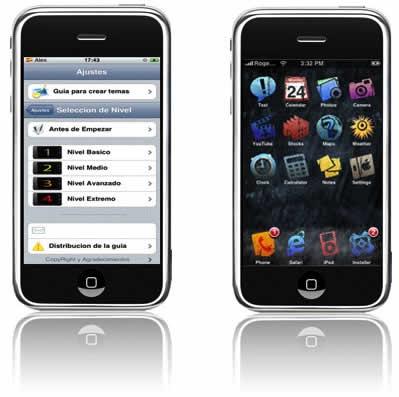 crear temas iphone Temas iPhone, Guia para aprender a hacerlos