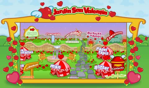 postales amor Postales de amor y amistad