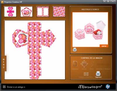 Postales de amor para imprimir y otros recursos en HP - regalos-san-valentin