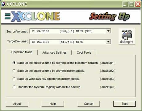 Clonar particiones de Windows con XXClone - clonar-disco-duro
