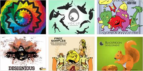 vectores gratis illustrator Vectores de illustrator gratis en la Vectoreria