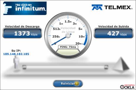 banda ancha La banda ancha en México es lenta y cara ¿Alguien dudaba eso?